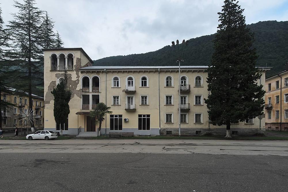 Tkvarcheli - Georgia