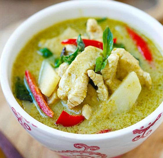 Classic Thai Green Curry