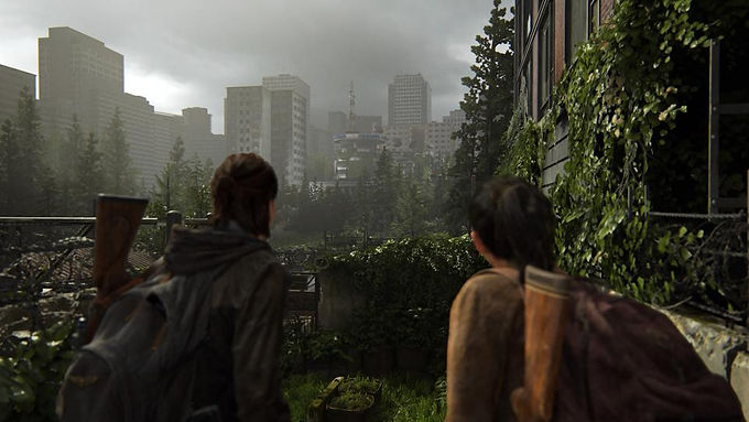 The Last of Us 2 such true-to-life facial expressions