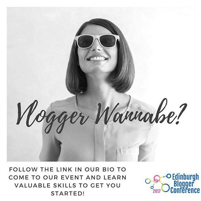 Grab your tickets to _edinburgh_blogger_conference #vlogger #Blogger #ScottishBlogger #tickets #june #Saturday _tarynisco0l