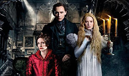 "Inside the blood-soaked Gothic romance of ""Crimson Peak"""