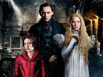 "Inside the blood-soaked Gothic romance of ""Crimson Peak"""