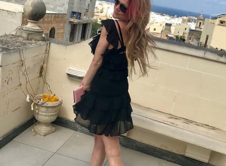 Beauty in Black Fashion Femme Style