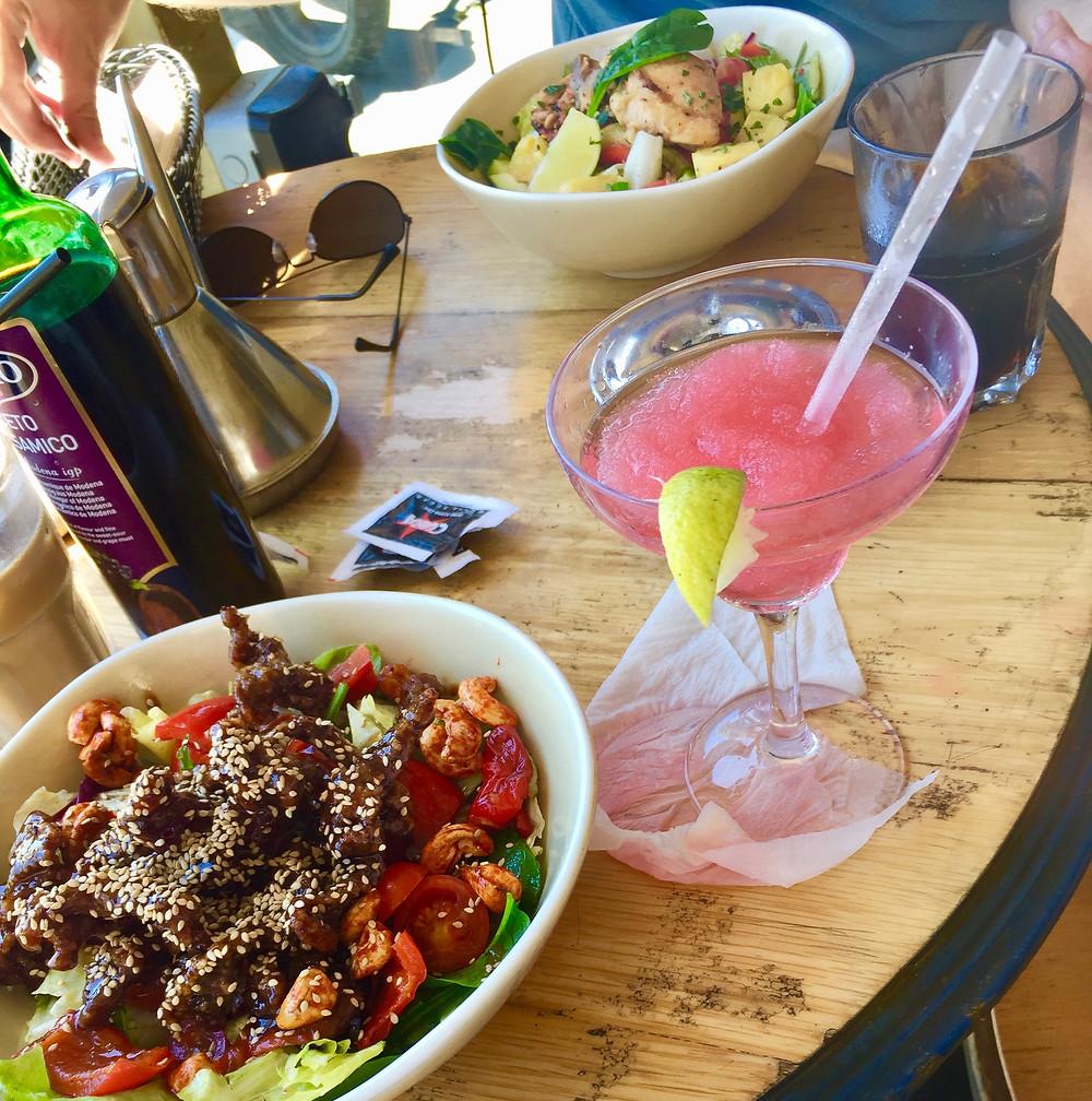 Havana Salad Cuba Malta's top