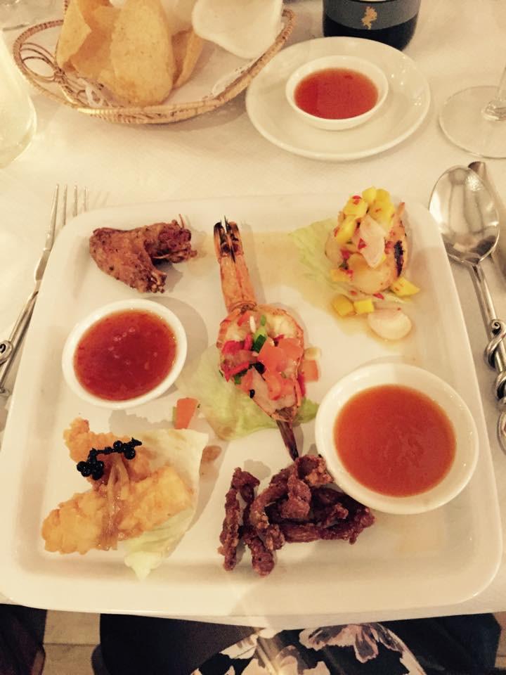Thai cuisine in Stockbridge,