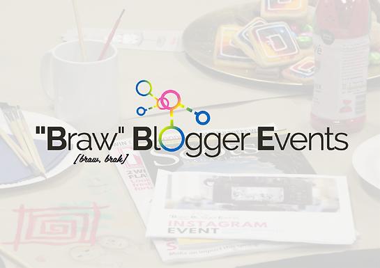 "Edinburgh Bloggers Instagram Event ""Wows"""