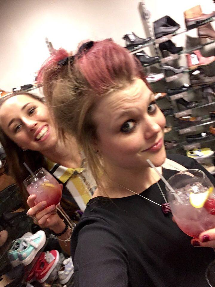 Shoe Section and G & Ts