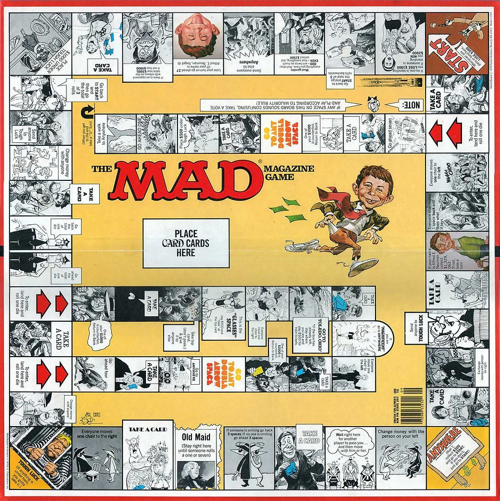 Play MAD online