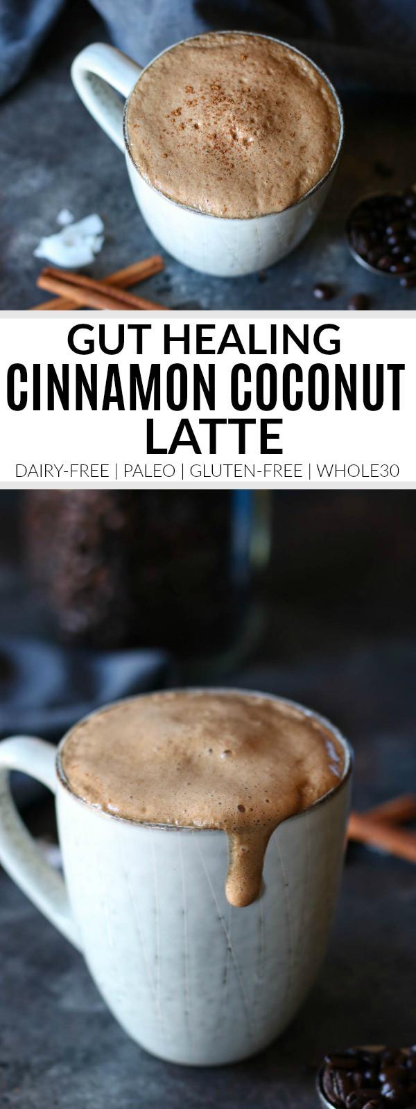 coconut lattecinnamon coconut latte