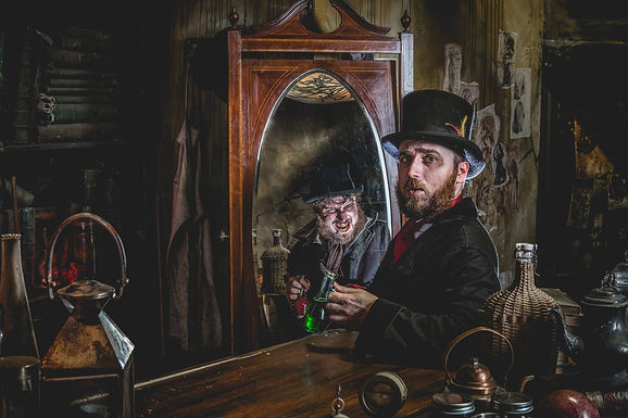 The Edinburgh Dungeon is Hyding a SINISTER SECRET THIS HALLOWEEN... Boo...