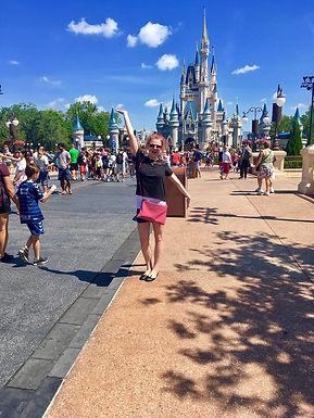 Discovering Disneyland Florida at 26