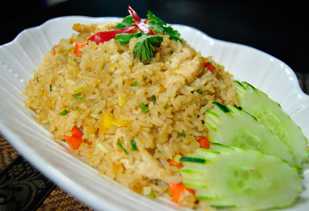 Khao Pad (Fried Rice)