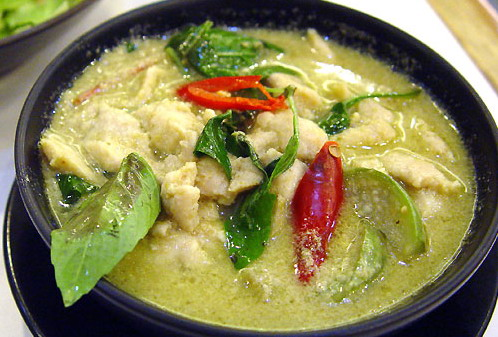 REAL Thai Green Curry