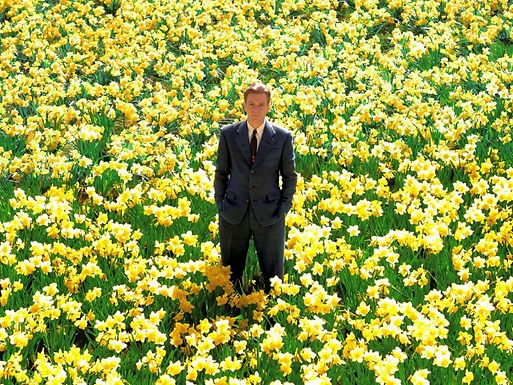 Tim Burton's Top 5 Films