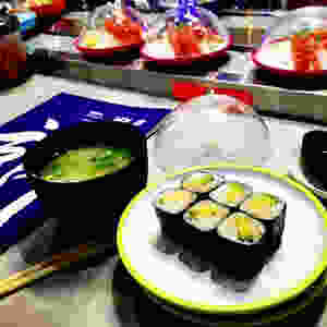 yo sushi edinburgh