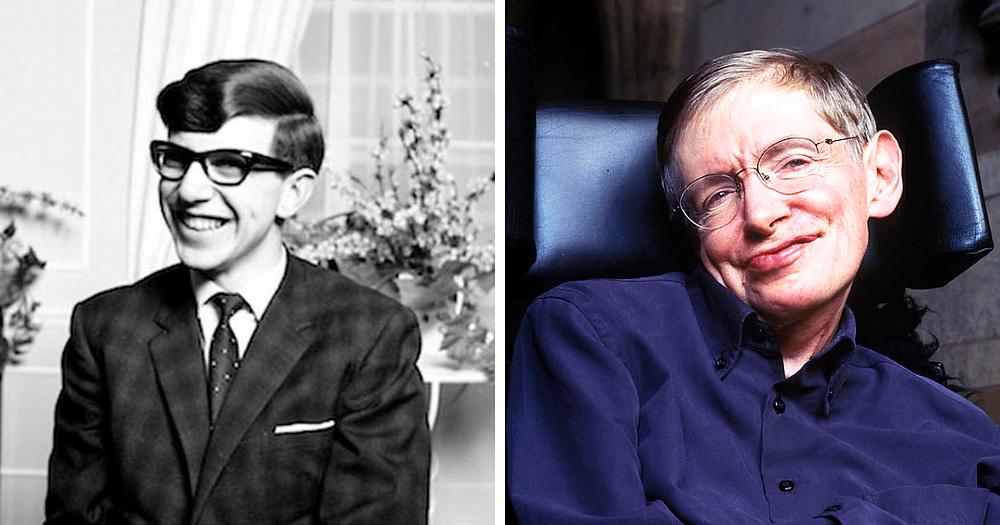 Stephen Hawking died,