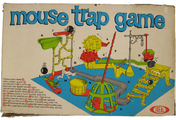 Childhood Board Games?!
