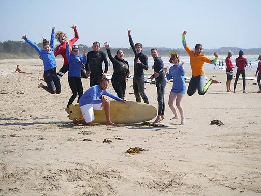 Everybody Go Surfing! Surfing AUS!
