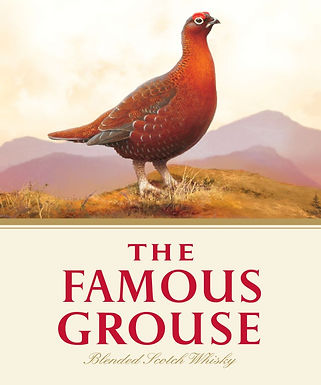 THE FAMOUS GROUSE 'FAMOUS FRIDAYS' HEADLINER COMPETITION