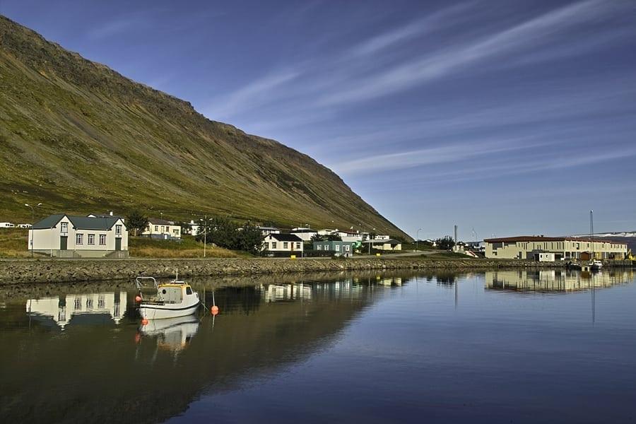 The old Súðavík - Iceland