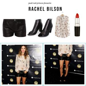 Rachel Bilson - Fashion