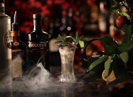 Dark, Sultry Nights Beckon - and so does Brockmans Gin