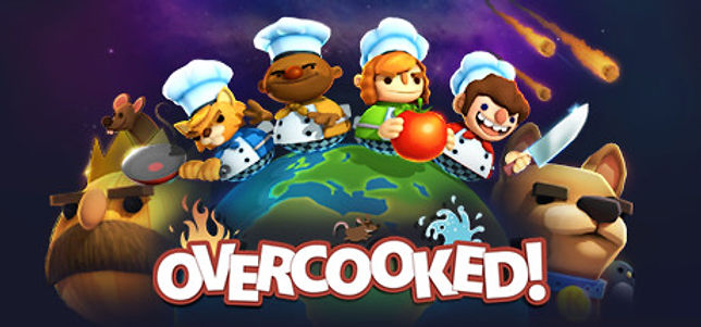Overcooked on Playstation