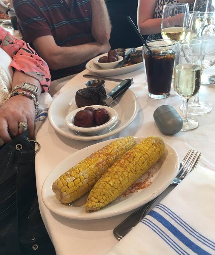 Corn & Steak