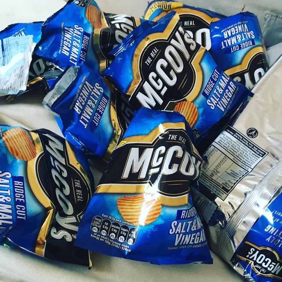 maccoys salt and vinegar