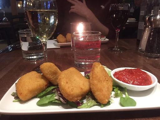 Dinner Date at Prezzo