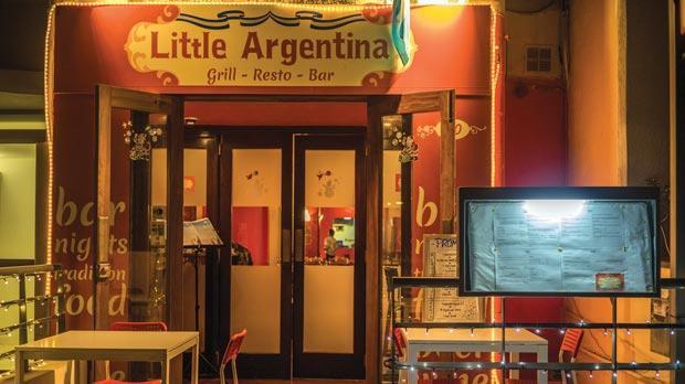 Little Argentina sliema