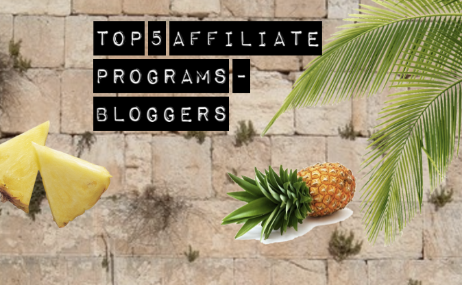 top blogger programs