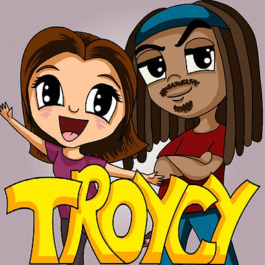 "YouTube Gaming Couple ""Troycy"""