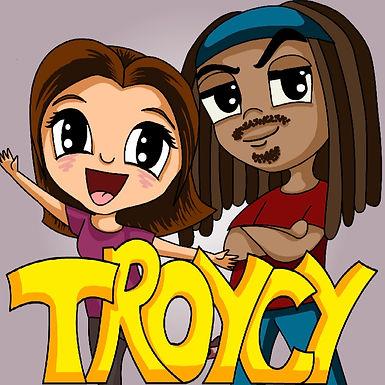 """YouTube Gaming Couple """"Troycy"""""""