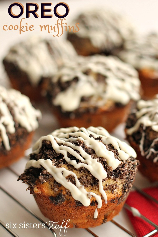 Orea Muffin Recipe