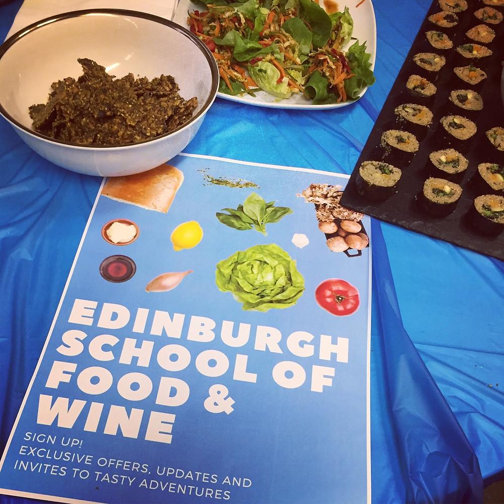 Edinburgh School of Food and Wine