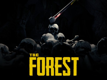 "The"" Forest"" - Enter the cannibalism island"
