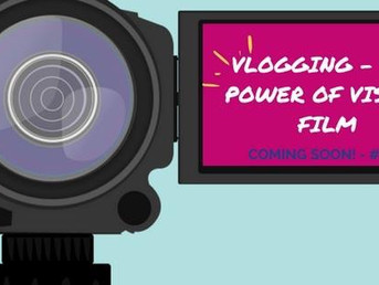 Edinburgh Blogger Conference - Vlogging 101