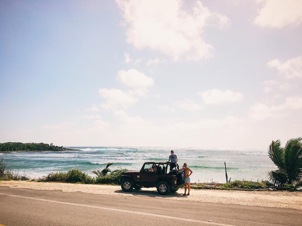 Road Trip Prep