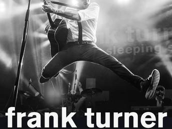 """Wessex Boy"" Frank Turner UK Tour Interview"