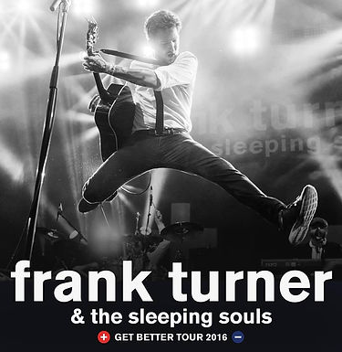"""Wessex Boy"" Frank Turner UK Tour Interview"