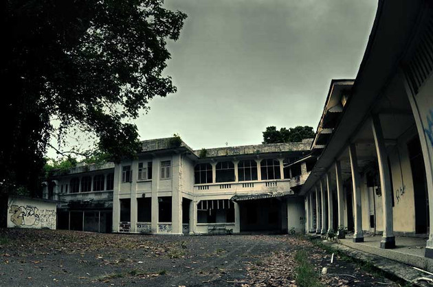 Most creepiest and chilling places in the world YOU CAN