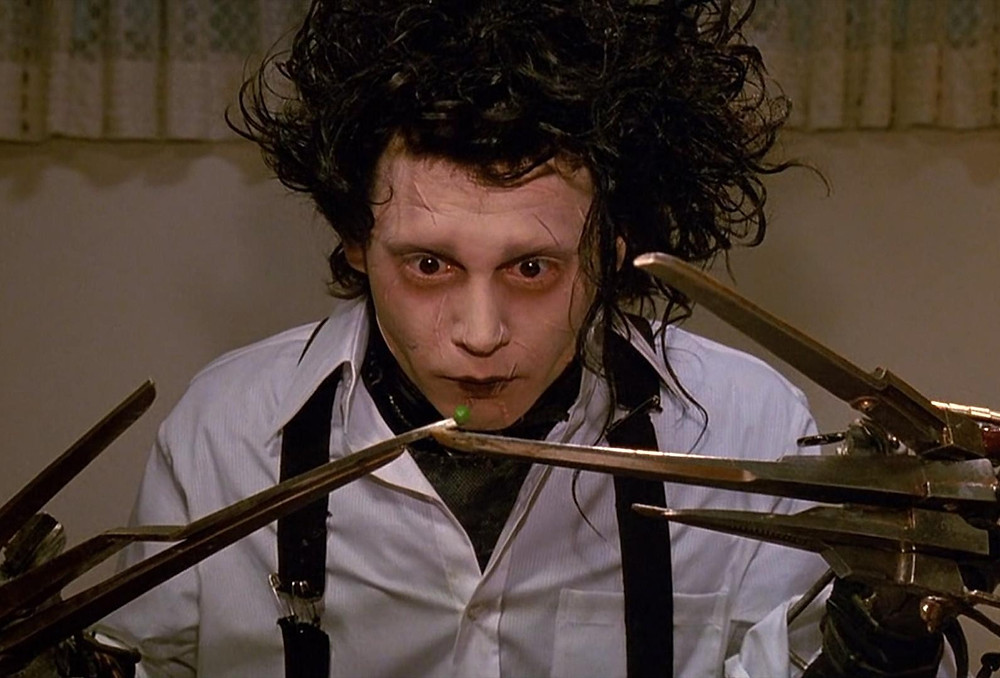 Tim Burton's Top 5 Films