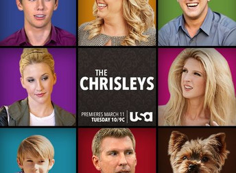 "Behind the Scenes with ""Chrisley knows best"""