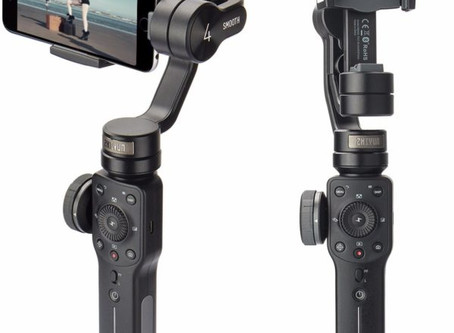 Why We Feel That The Zhiyun Smooth 4 Is The Best Smartphone Gimbal!