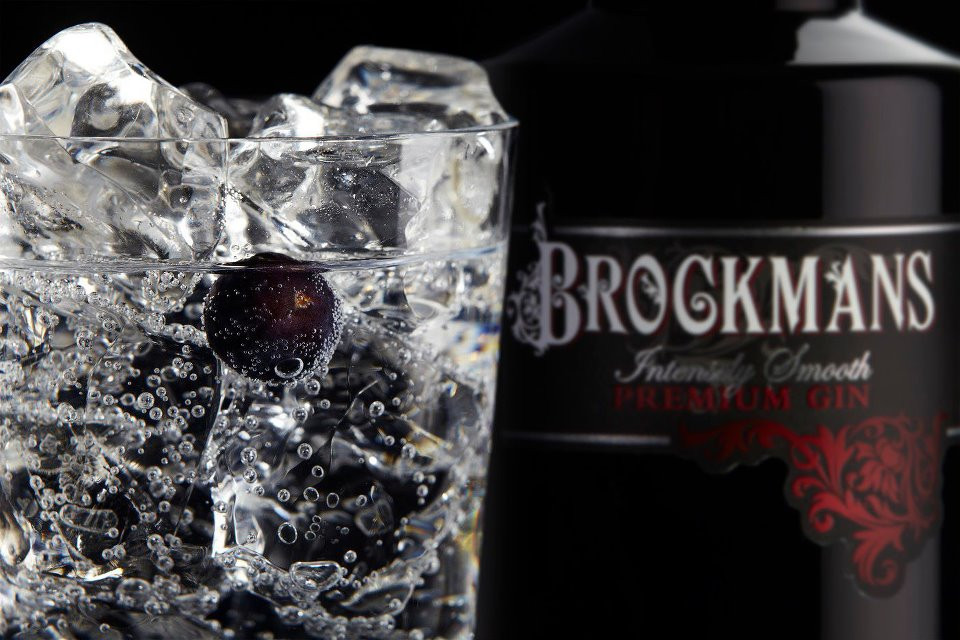 brockmans gin edinburgh