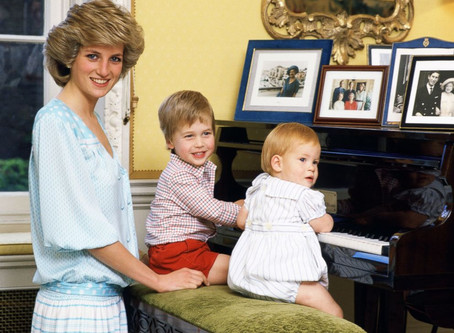 Crazy Unknown Facts About Princess Diana