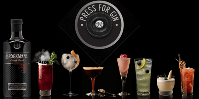 Brockmans Brings Press For Gin to Edinburgh