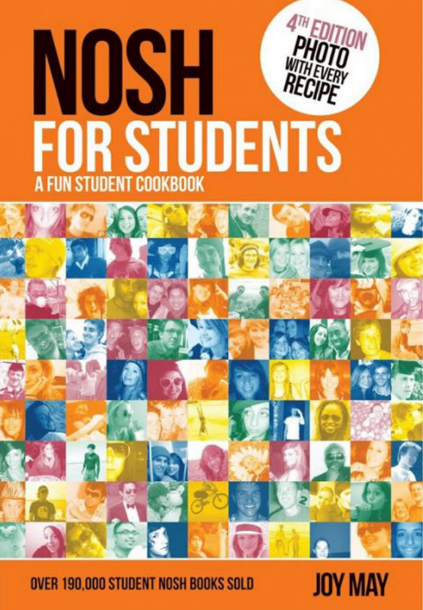 Nosh for students by Joy May