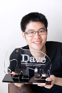 Dave's Joke of the FRINGE